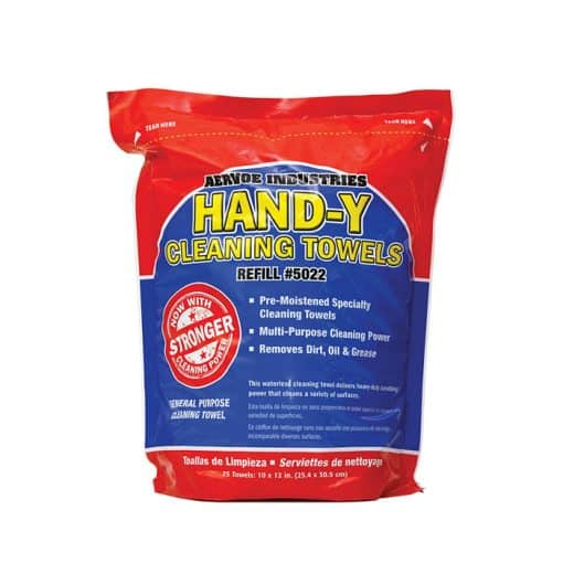 Aervoe Hand-y-Cleaning-Towels-Refill